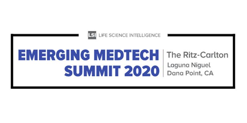 Emerging Medtch Summit 2020