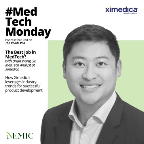 Med Tech Monday Brian Wong
